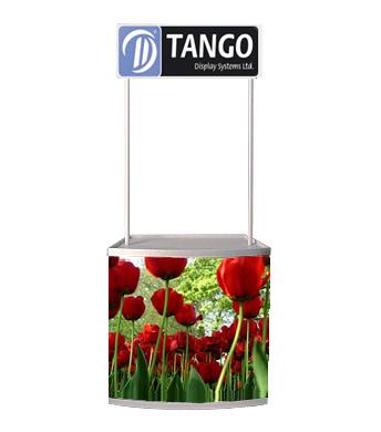 Мобильная промостойка Tango Promo, общий вид